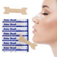 100 Stück Nasenpflaster Better Breath Größe L Groß Large Besser Atmen Hautfarben
