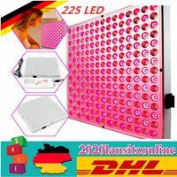 Lichttherapie Therapielicht 45W 225 LED Infrarot Lampe  Rotlicht  Wellness-Geräte