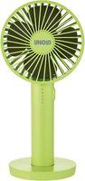Unold 86612 Breezy akkubetriebener Handventilator grün, Farbe:Grün