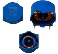 Entstör-Drossel als Spule 860 mH 3 Ampere gegen EMV Ausstrahlung -#1044