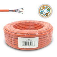 ARLI Cat7 Verlegekabel 100 m S/FTP PIMF Halogenfrei Netzwerkkabel