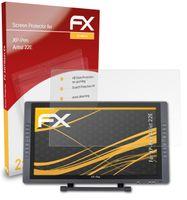 atFoliX FX-Antireflex 2x Schutzfolie kompatibel mit XP-Pen Artist 22E Panzerfolie