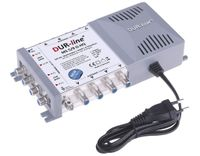 DUR-line Multischalter MS 5/8 G-HQ bis 8 Teilnehmer