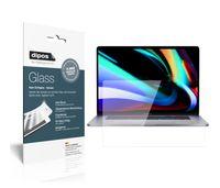 2x Apple MacBook Pro 16 Zoll (2020) Schutzfolie - Anti-Shock 9H Folie dipos
