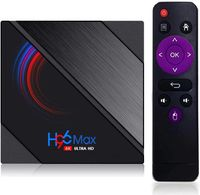 H96 Max Android 10.0 Allwinner H616 4GB 32GB 6K HD 2.4G5G WiFi Media Player Smart Android Tv Box Set Top Box