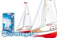 GÜNTHER Segelboot Sturmvogel