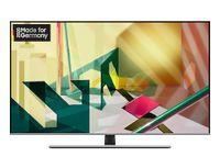 Samsung 4K Ultra HD QLED TV 163 cm (65 Zoll) GQ65Q70TGT, Sprachassistenten, Smart-TV, HDR10+