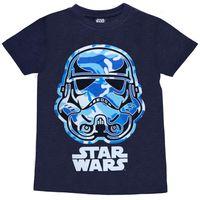 Star Wars - T-Shirt für Jungen PG1642 (134) (Marineblau)