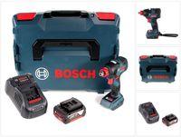 Bosch GDX 18 V-200 C Professional 18 V Li-Ion Akku Drehschlagschrauber Brushless in L-Boxx + 1 x 5,0 Ah Akku + Ladegerät