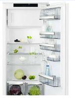 Electrolux IK2070SL Einbau Kühlschrank + Mini Gefrierfach 180L 122er Nische voll integrierbar Jahresverbrauch 114kWh/Touch Control