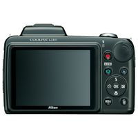 """Nikon L110 COOLPIX, 12,1 MP, Kompaktkamera, 25,4/58,4 mm (1/2.3""""), 15x, 0x, 5 - 75 mm"""