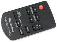 Panasonic N2QAYC000083 Fernbedienung für SC-HTB170, SC-HTB570, SC-HTB770