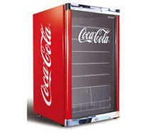 HUSKY High Cube Kühlschrank Coca Cola Design HUS-HC166 115 L +