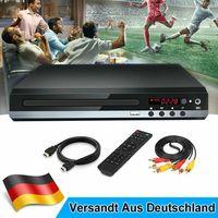 DVD UHD Player CD Spieler mit Fernbedienung HDMI USB Anschluss für TV Player