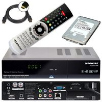 Megasat HD 935 Twin, mit Festplatte 1 TB, 1.Version