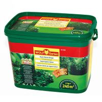 Wolf-Garten Rasen-Starter-Dünger für neuen Rasen LH 240, 6 kg; 352703