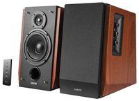 Edifier R1700BT - 2-Wege - Kabellos - 3.5mm/USB/Bluetooth - 66 W - 60 - 20000 Hz - Schwarz - Holz