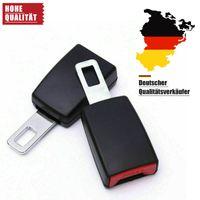 2x Auto Sicherheit Sitzgurt Extender Verlängerung Schnalle Lock Clip adjutable