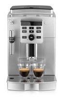 DeLonghi freistehender Kaffeevollautomat 1,8 l incl. Milchaufschäumdüse und Wasserfilter, ECAM 25.120.SB, Farbe: Silber/Schwarz