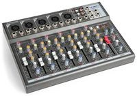 Vonyx VMM-F701 Mischpult 5x Mono Mikrofon-/Line-Eingang Stereo Line Ein-/Ausgang