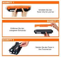 5 Toner kompatibel für Brother TN-241 TN-245 für DCP-9020CDW HL-3140CW HL-3150CDW HL-3170CDW MFC-9130CW MFC-9140CDN MFC-9330CDW MFC-9340CDW