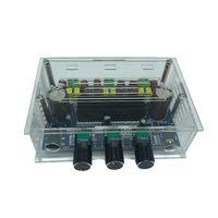 305 TPA3116 Digitale Bluetooth-Leistungsverstaerkerplatine Audio-Klasse-D-Bass-Subwoofer-Verstaerker 2.1 Kanal 2 * 50 W + 100 W Stereo-Leistung