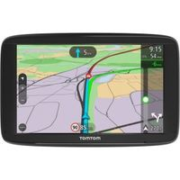 TomTom Navigationsgeräte 15,2 cm (6 Zoll) VIA62, Ganz Europa, 800x480 Pixel, Flash, MicroSD (TransFlash)