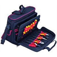 KNIPEX 0307523 Werkzeugtasche mit gefütterter Innentasche für Laptop und ***NEU***