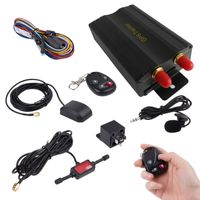 Auto GPS SMS GPRS Tracker Echtzeit-Tracking-Ger?t Syatem Remote TK103B