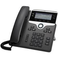 Cisco CP-7841 Telefon, Rufnummernanzeige, Freisprechfunktion, Ethernet