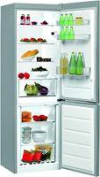 Privileg PVBN 476 XE, 295 l, Anti-Frost-Funktion (Kühlschrank), N-T, 40 dB, 4,5 kg/24h, Edelstahl