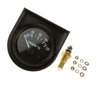 Wasser Temperaturanzeige digitale Auto Wassertemperaturanzeige  Zusatzinstrument