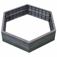 Graf ERGO-Hochbeet-System H: 25 cm Set: 6 Paneele, B66644