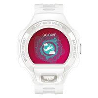 Alcatel Onetouch GO Watch SM03 weiß/grau, Farbe:Weiß/Grau