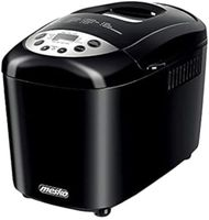 Mesko Brotbackautomat 850 Watt 15 Programme LCD Display Timer