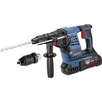 Bosch Akku Bohrhammer 4,0 Ah GBH 36 VF-Li Plus
