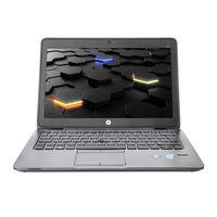 "HP Elitebook 820 G2 i5 (5.Gen) -refurbished- 4 GB RAM, 500 GB HDD, 12"" HD, Windows 10 Prof. - Subnotebook"
