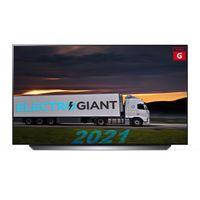 LG OLED55C17LB Fernseher - Schwarz