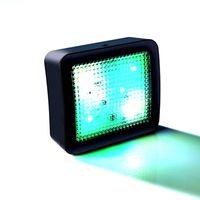 TV Simulator Einbruchschutz | TV-Imitator LED Einbrecher Abschreckung | Fernseher Attrappe | Fernsehlicht Täuschung