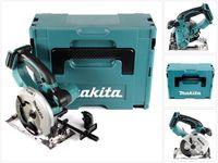Makita DSS 501 ZJ 18V 136 mm Li-ion Akku Handkreissäge Solo im Makpac - ohne Akku, ohne Lader