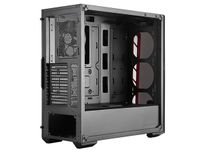 Cooler Master MasterBox MB520 - Midi-Tower - PC - Kunststoff - Stahl - Schwarz - Rot - ATX,Micro ATX,Mini-ITX - Gaming