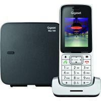 Gigaset SL450 - Analoges/DECT-Telefon - Freisprecheinrichtung - 500 Eintragungen - Anrufer-Identifik