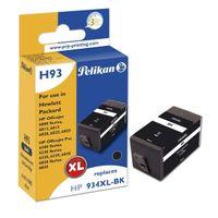 Pelikan wiederbefüllte Tinte 1071170802 ersetzt hp 934XL schwarz