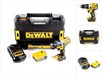 DeWalt DCD 791 P1 Akku Bohrschrauber 18V 70Nm Brushless + 1x Akku 5,0Ah + Ladegerät + TSTAK