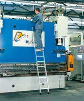 ZARGES Seventec L - LM-Stufen-Anlegeleiter 10 Sprossen