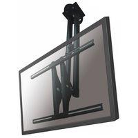 """Die Deckenhalterung von NewStar Modell PLASMA-C100BLACK ein dreh- und schwenkbare Deckenhalterung für Flachbildschirme und Flachbild-Fernseher bis 70"""" (175 cm). - Bildschirmgröße: 81,3 cm (32 Zoll) bis 152,4 cm (60 Zoll) - max. 50 kg Traglast - Schwarz"""