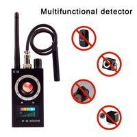K18 Schnurloser Wanzenfinder Wanzensuchgerät Wireless Tap Detector Spionfinder RF Signal Bug Detektor Gerät Finder