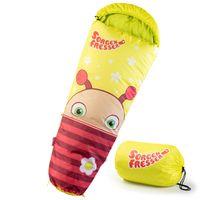Skandika Kinderschlafsack Sorgenfresser Molly | bis -12 °C