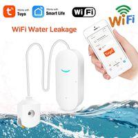 WiFi Lecksensor Leckalarm Überlaufmelder Wasserstandsalarm