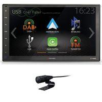 ZENEC Z-N966 2-DIN Moniceiver Android Auto Apple CarPlay Bluetooth Digitalradio